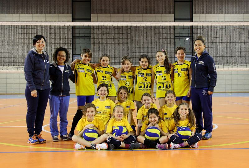 Under 12 / Minivolley